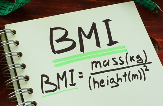 BMI equation
