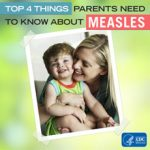 CDC 4 Things to Know about MMR vaccine